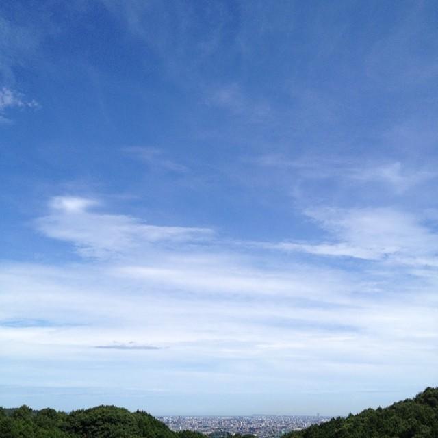 九州北部もそろそろ梅雨明けかな。 #イマソラ #空 #雲 #sky #like