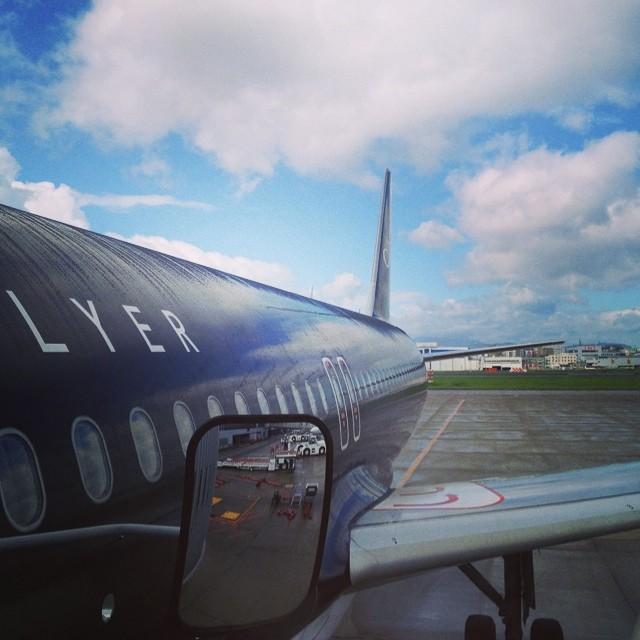 小さいの #旅客機 #like