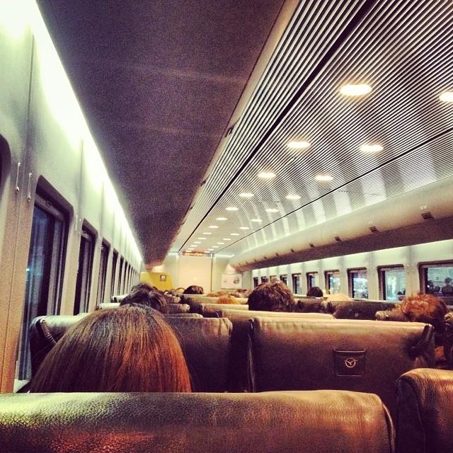行ってきます。 #like #特急ソニック #鉄道