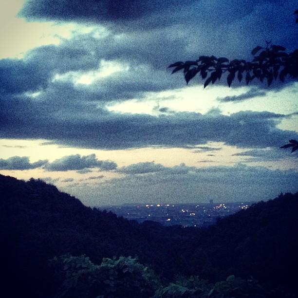 雲の形がZ #イマソラ #空 #雲