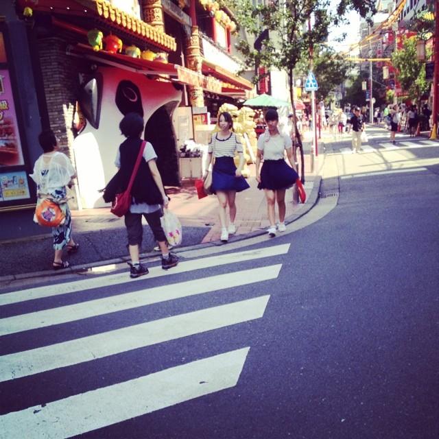 #中華街 #like